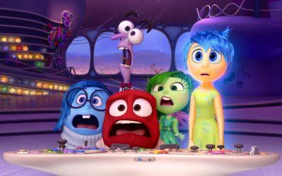 Ce învățăm de la animația Inside out despre emoții